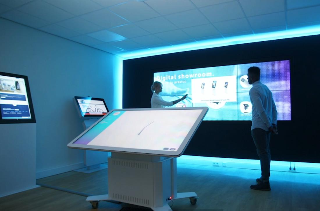 Prestop Interactive Experience Center
