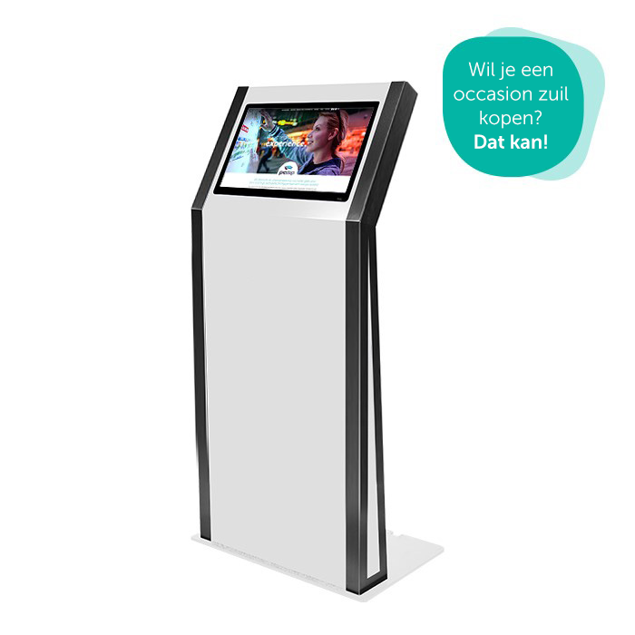 occasions information kiosks