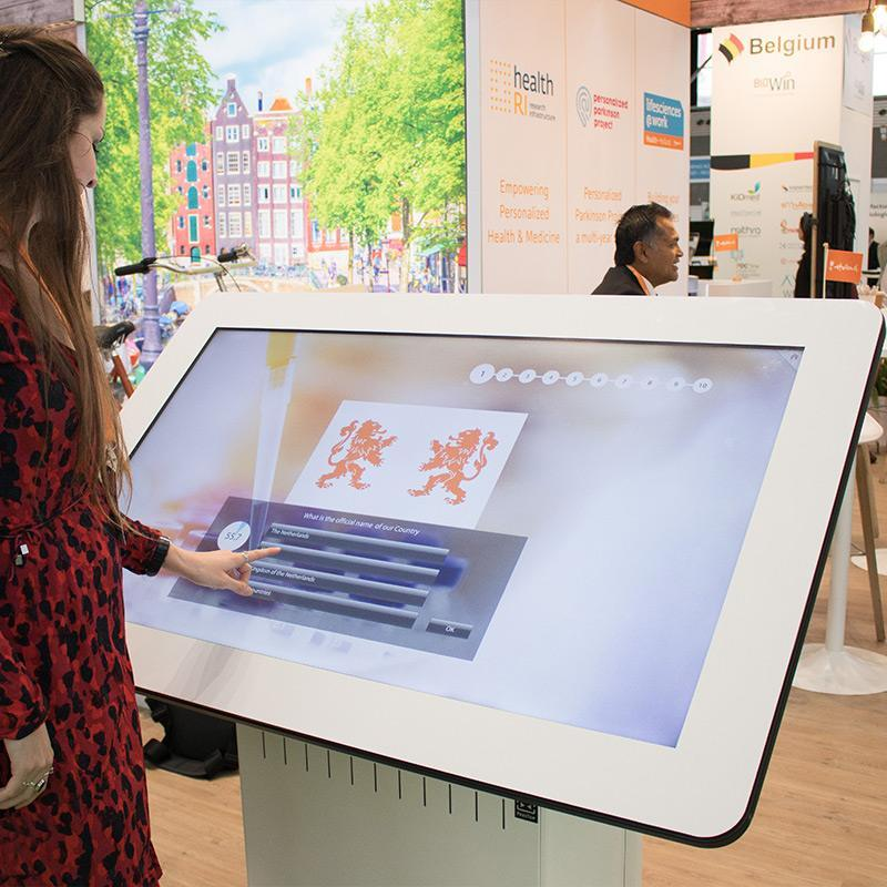Health Holland touch table case