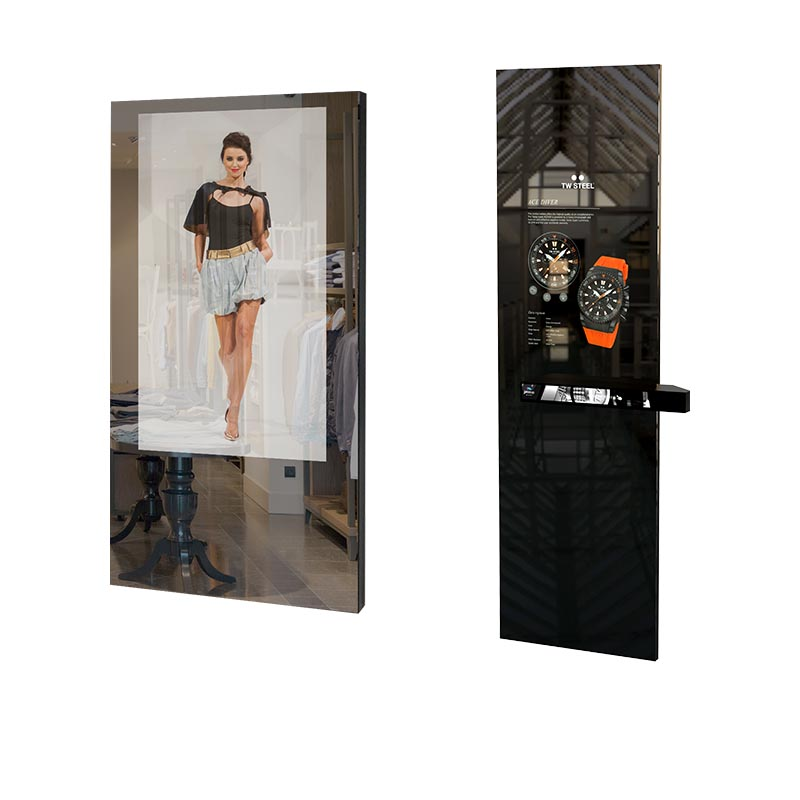 Prestop all interactive mirrors