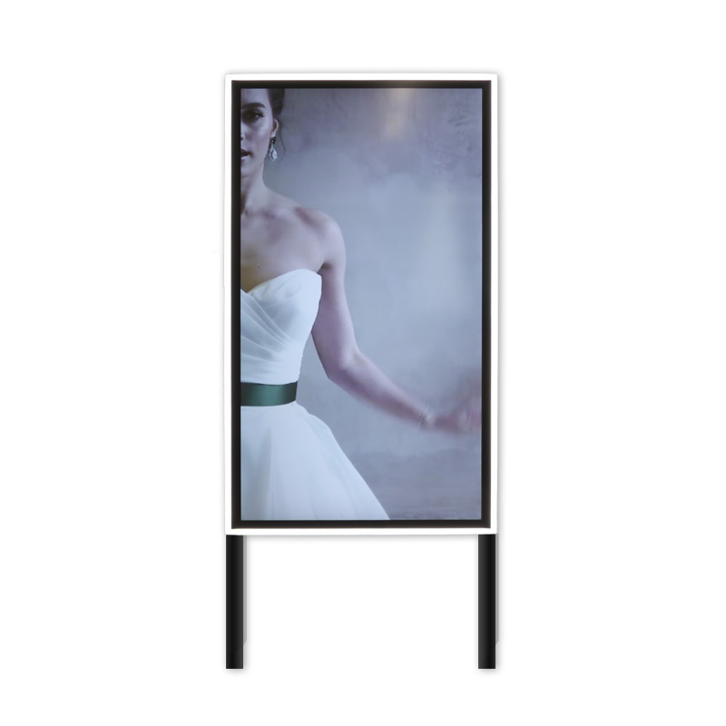 Prestop stand-alone interactive mirror