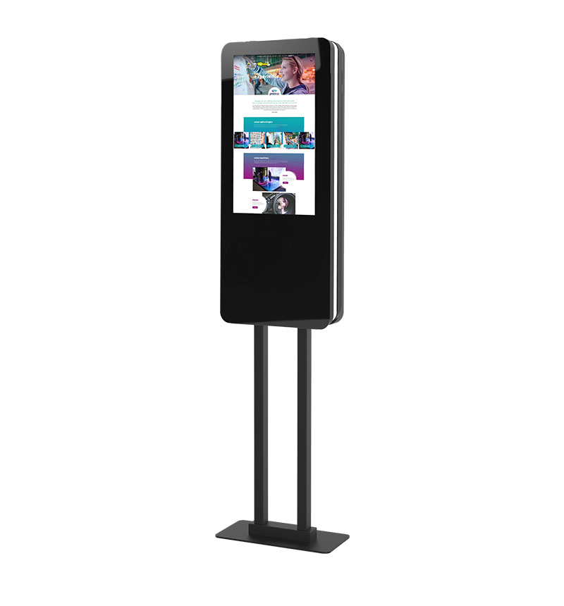 "Kiosk Evolution 27"" P DUO NT"