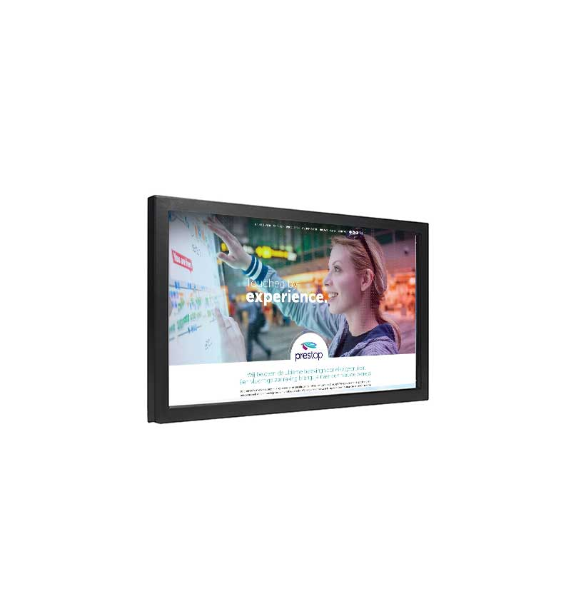 Touchscreen 43""