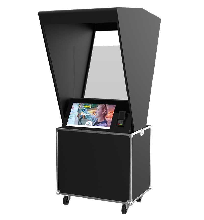"Kiosk Eminent 22"" L Semi Outdoor PAY"