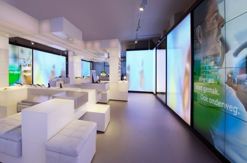 KPN video wall