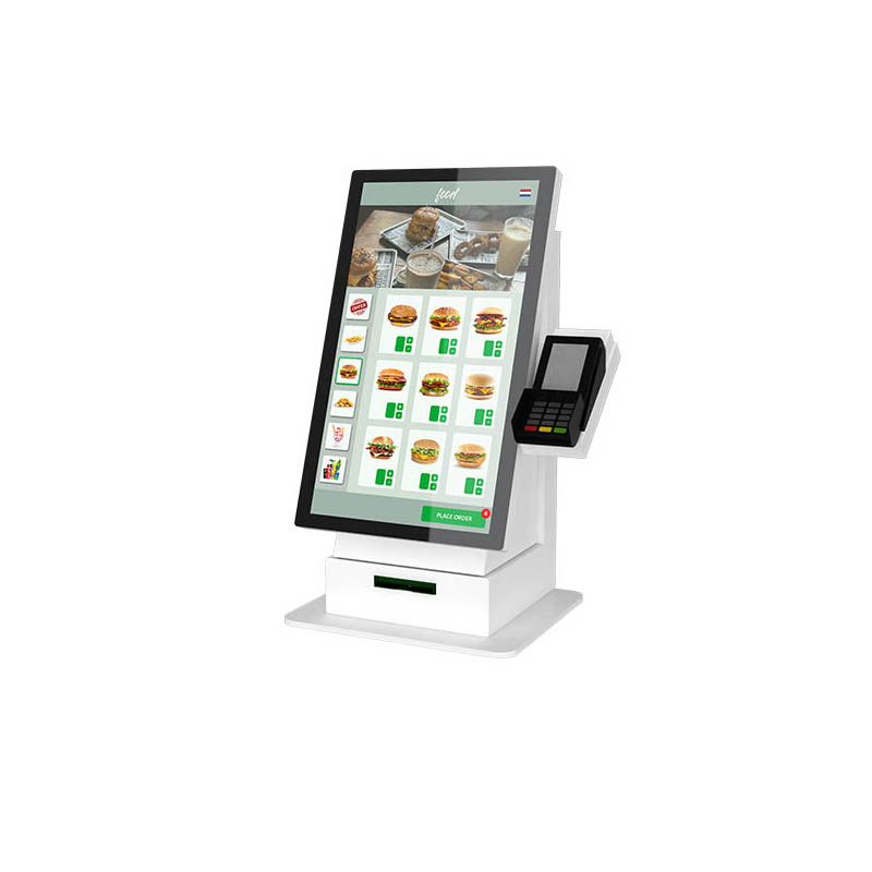 Prestop Desk Counter Touchscreen