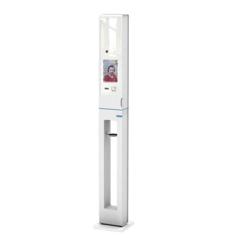 Modular Digital Reception & Gel dispenser