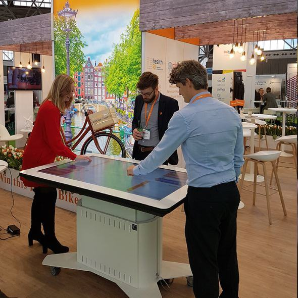 Touch Tables & Collaboration Tables