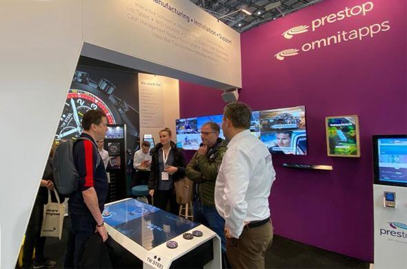 New retail innovations at EuroShop 2020