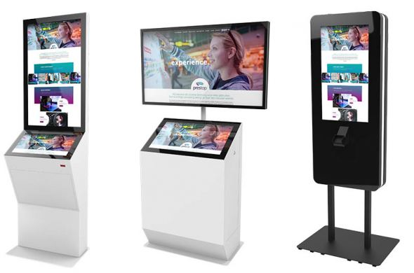 New order kiosk added to assortment