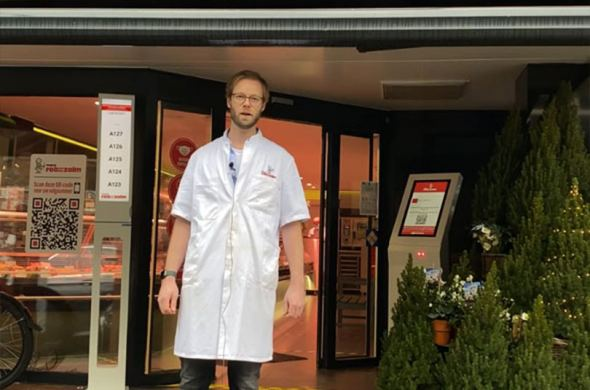 The most Modern Butcher of the Netherlands