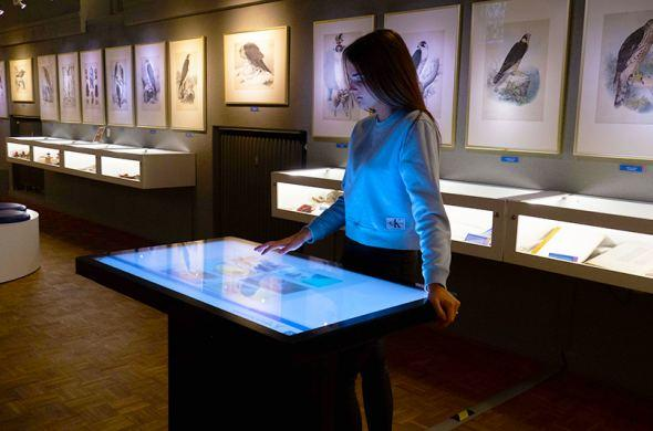 Prestop touch products and Omnitapps hugely popular with museums