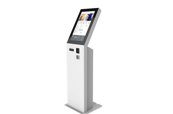 Registration kiosks for valued partner