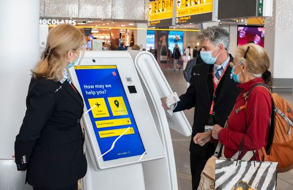 'We're there to help passengers'