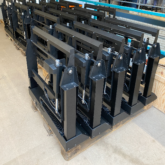 Smartlifts to America